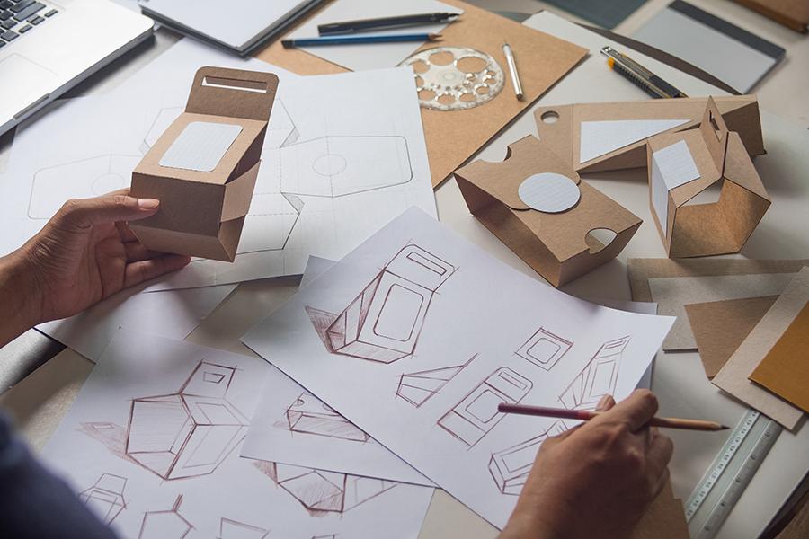 パッケージ制作の特徴